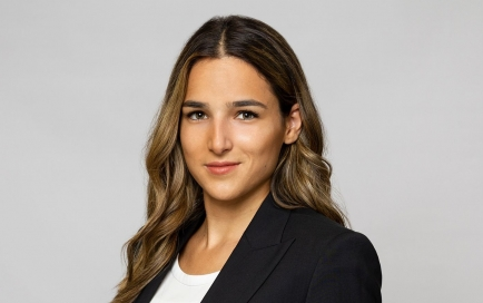 Luana de Gani, Kundenberaterin UBS Executives. Berufsbegleitend MAS in Financial Consulting an der ZHAW
