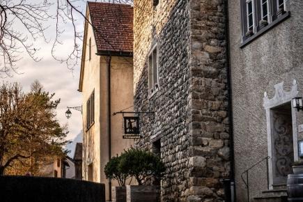 Amtsübergabe im Schloss Maienfeld