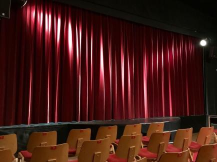 Besichtigung Theater am Gleis