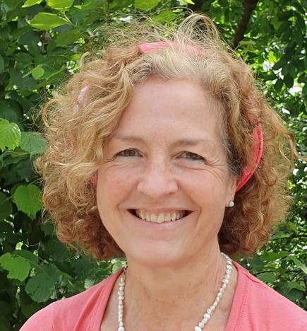 Monika Fehr - eine engagierte Apothekerin.